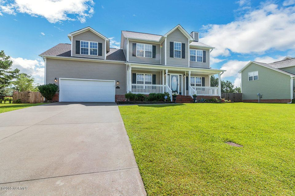 232 Rutherford Way, Jacksonville, NC, 28540 | MLS #100128750
