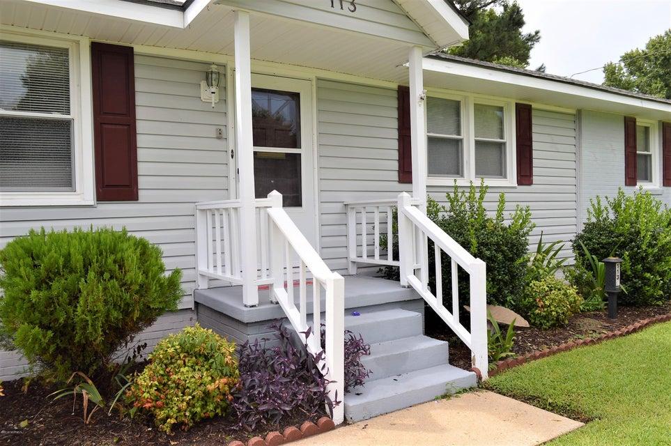 113 Bosco Drive, Jacksonville, NC, 28540   MLS #100129073