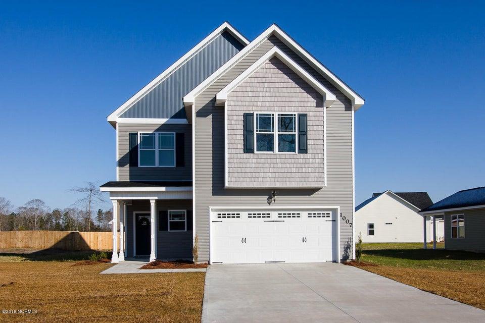 313 Adobe Lane, Jacksonville, NC, 28546 | MLS #100128961