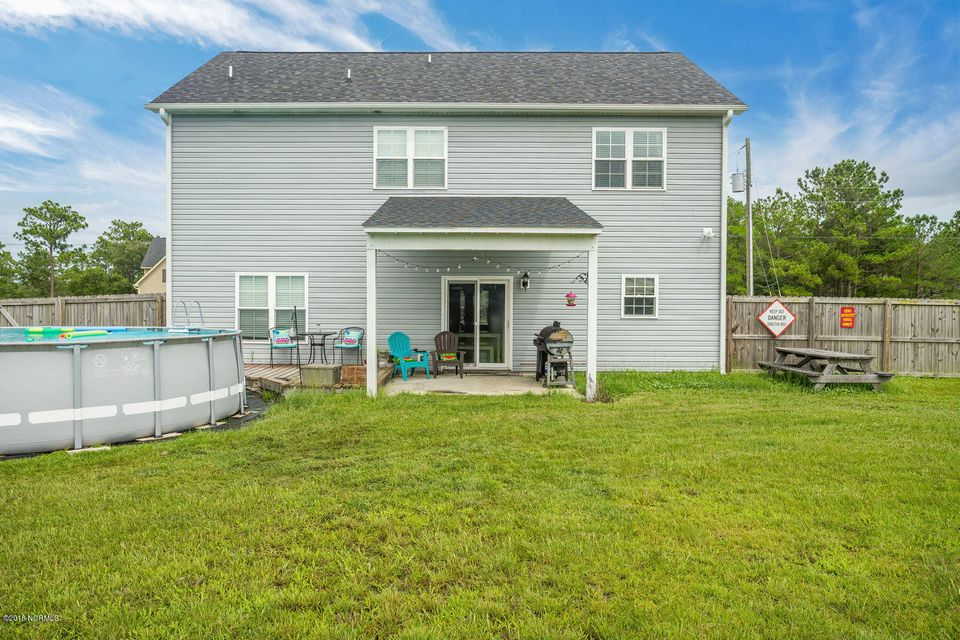 267 Ivybridge Drive, Hubert, NC, 28539 | MLS #100129143