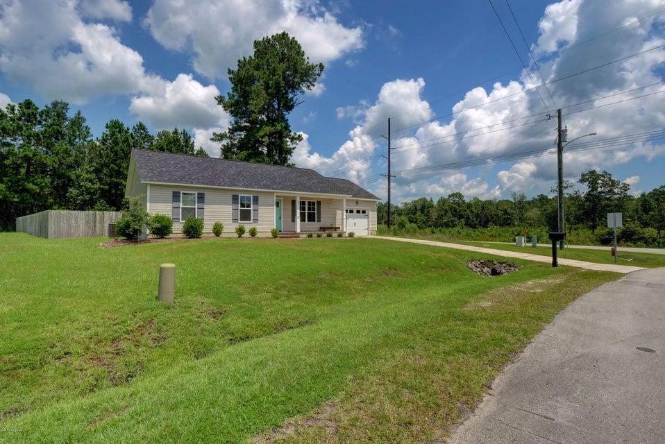 100 Deacons Ridge Road, Hubert, NC, 28539 | MLS #100129460
