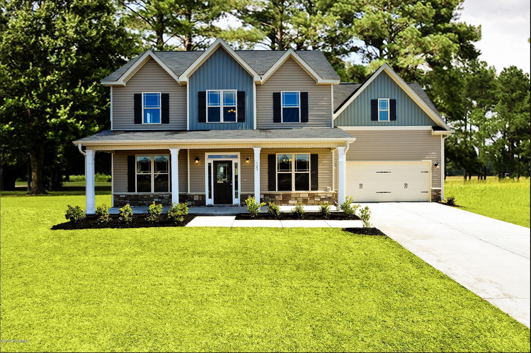 315 Southwest Plantation Drive #Lot 113, Jacksonville, NC, 28540   MLS #100129809