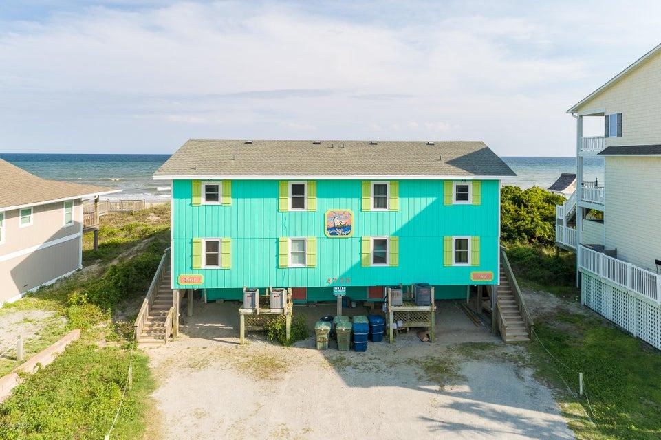 4705 Ocean Drive #East And West, Emerald Isle, NC, 28594 | MLS #100129756