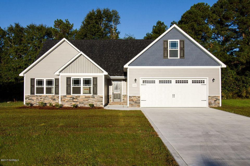 201 Peaceful Lane #Lot1, Hubert, NC, 28539 | MLS #100132215