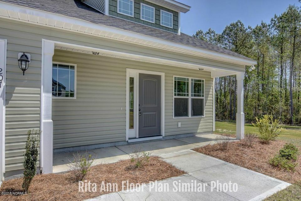 105 Stony Brook Way, Jacksonville, NC, 28546 | MLS #100130319