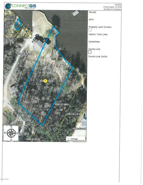 Property for sale at Lot Bay Drive, Chocowinity,  NC 27817