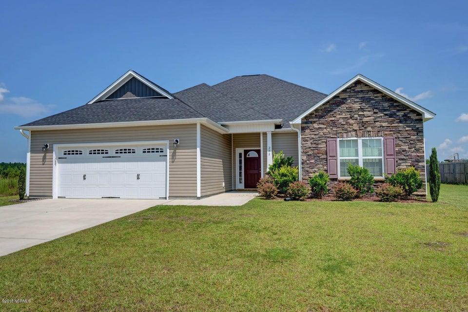 208 Southern Dunes Drive, Jacksonville, NC, 28454 | MLS #100130825