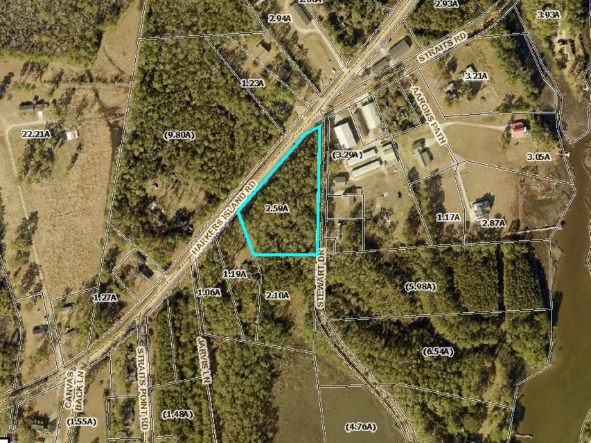 1201 Harkers Island Road, Beaufort, NC, 28516 | MLS #100130239