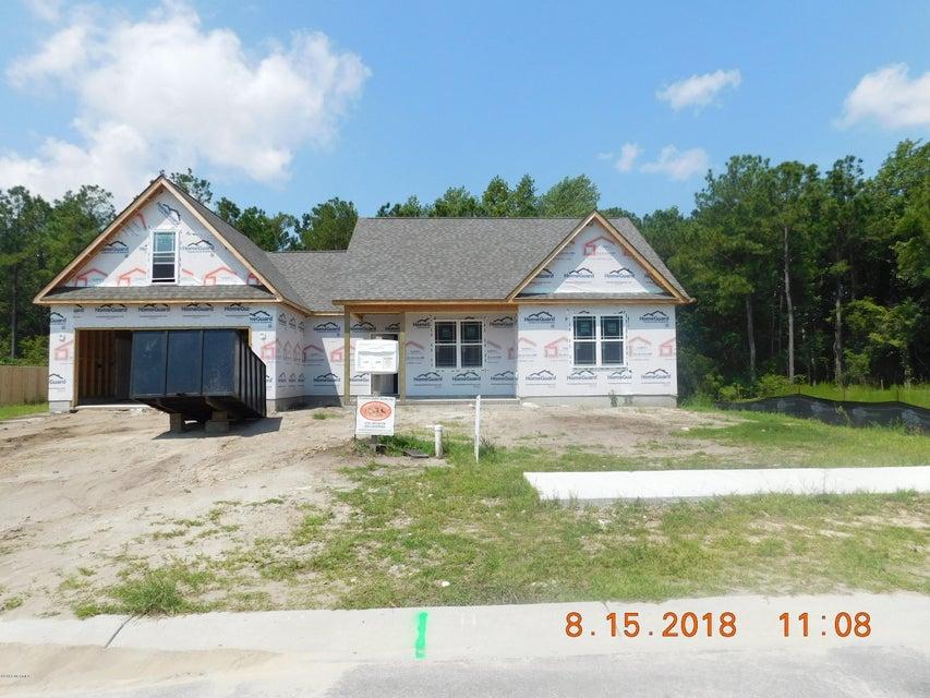 104 Shadow Creek Drive, Swansboro, NC, 28584   MLS #100122120