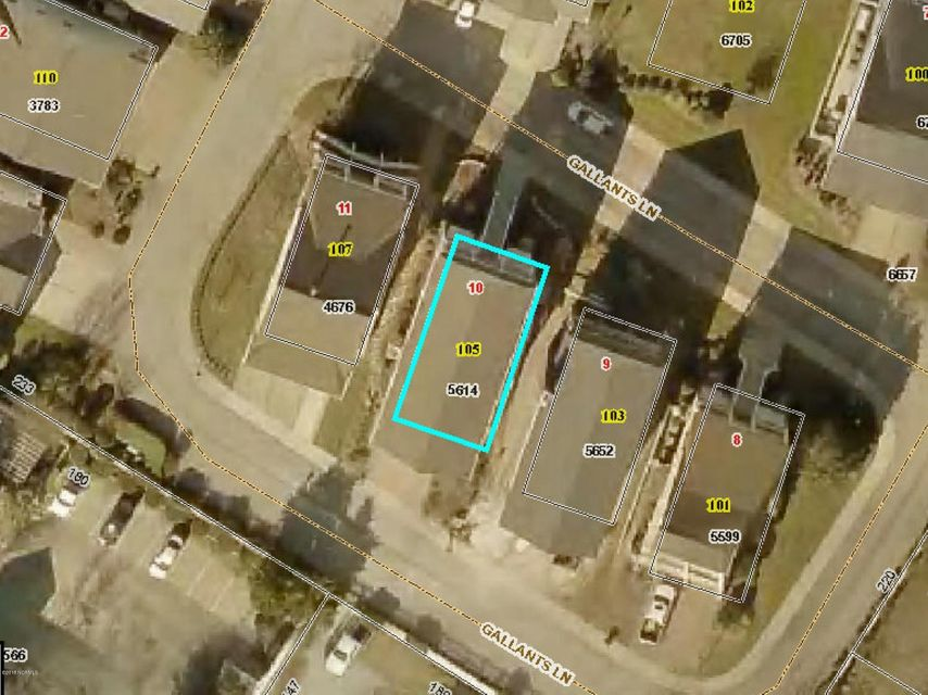 105 Gallants Lane, Beaufort, NC, 28516 | MLS #100131707