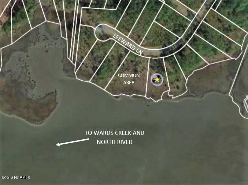 207 Leeward Lane, Beaufort, NC, 28516 | MLS #100132458
