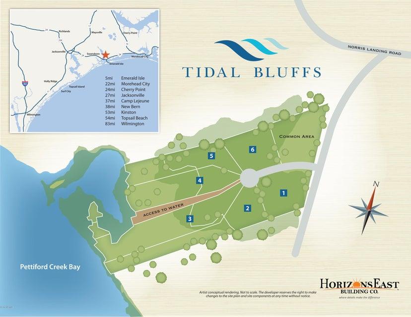 118 Tidal Bluffs Court, Peletier, NC, 28584 | MLS #100132504