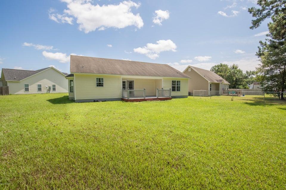 106 Nicolas Andrew Court, Jacksonville, NC, 28546 | MLS #100132593