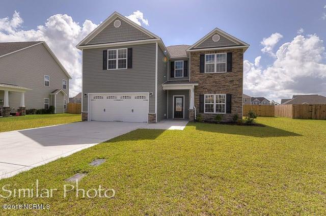 329 March Sea Lane, Jacksonville, NC, 28546 | MLS #100135310