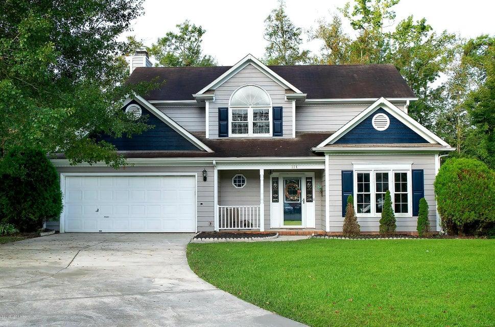 114 Peachtree Drive, Jacksonville, NC, 28546 | MLS #100132006