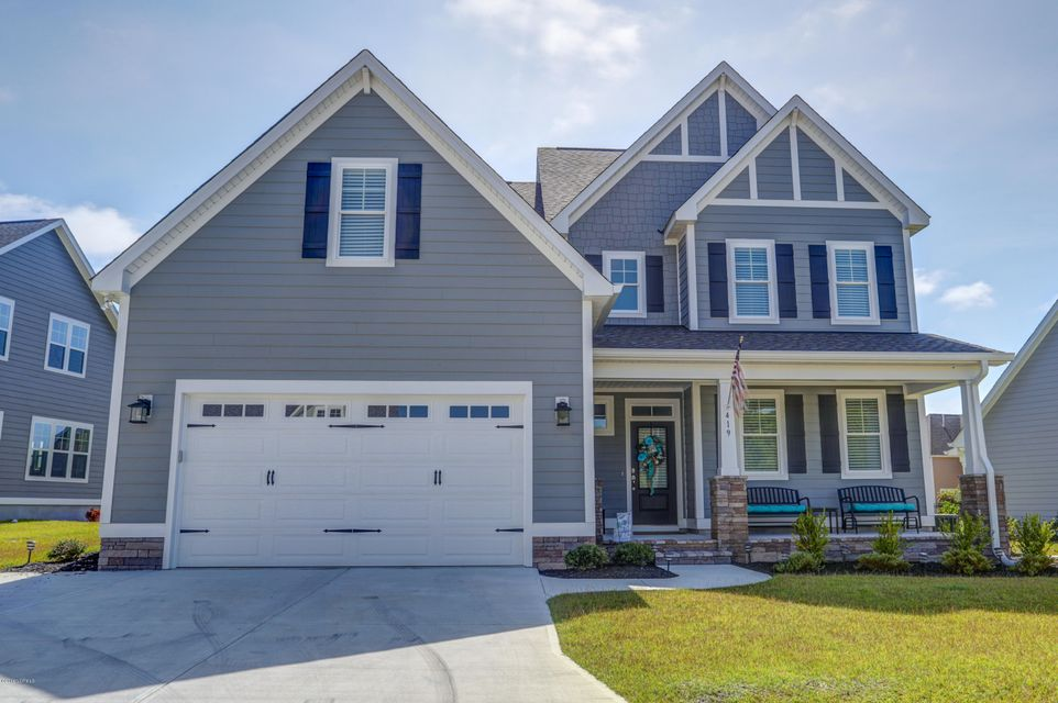 419 Lanyard Drive, Newport, NC, 28570 | MLS #100132847