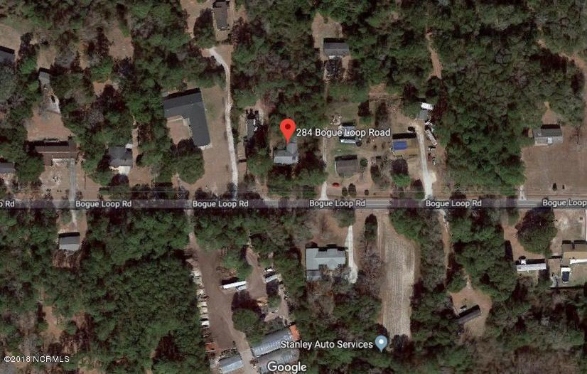 284 Bogue Loop Road, Newport, NC, 28570 | MLS #100133409