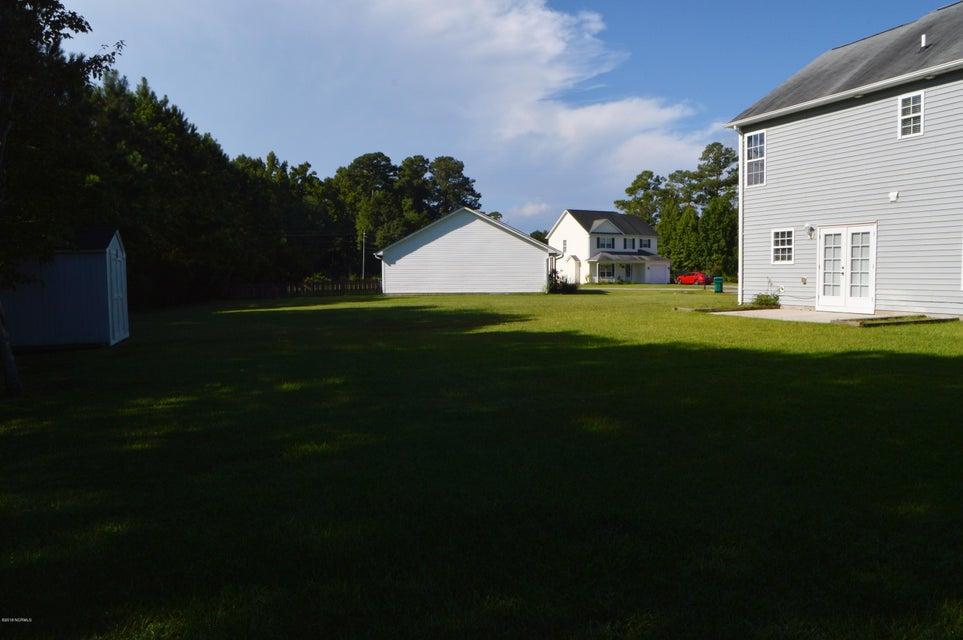 407 Mathew Andrew Court, Swansboro, NC, 28584 | MLS #100134177