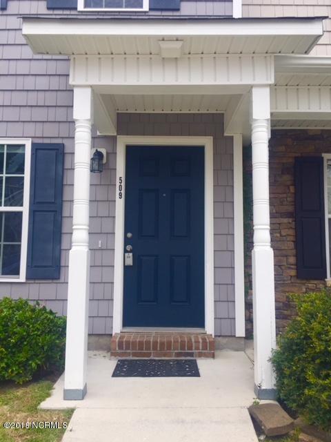 509 Doris Place Drive, Jacksonville, NC, 28540   MLS #100130034