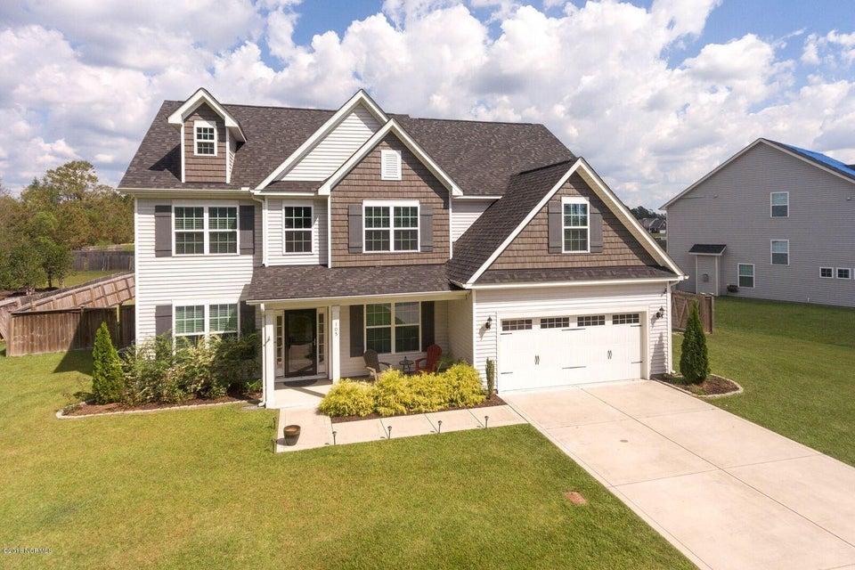 105 Coles Farm Drive, Jacksonville, NC, 28546 | MLS #100135056