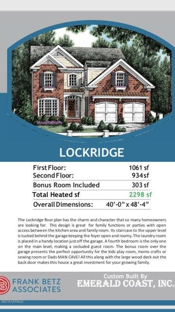 102 Ridge Cove Lane, Swansboro, NC, 28584   MLS #100136578
