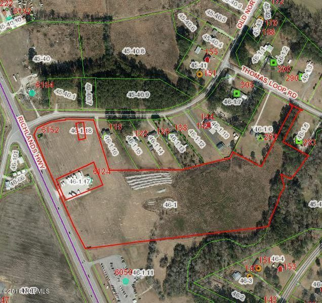 0 Richlands Highway, Jacksonville, NC, 28540 | MLS #100021774