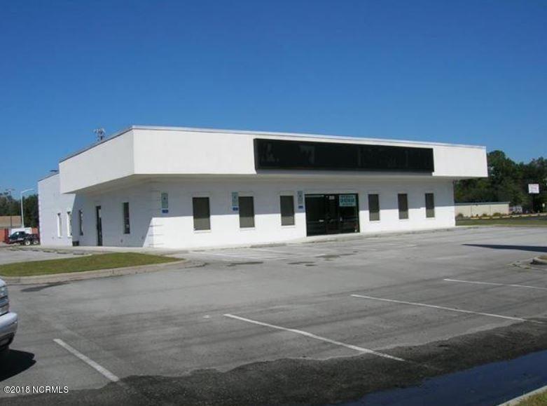 2030 Wilmington Highway, Jacksonville, NC, 28540   MLS #100136796