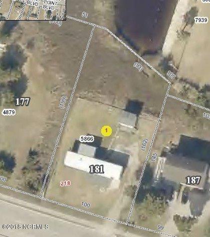 181 Cedar Point Boulevard, Cedar Point, NC, 28584 | MLS #100137321