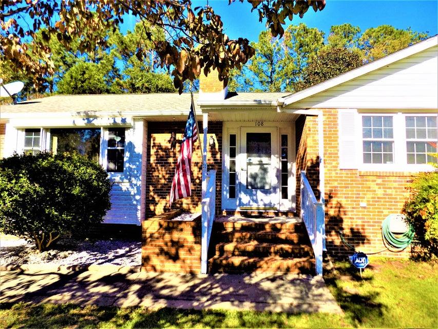 108 Ramona Avenue, Jacksonville, NC, 28540   MLS #100139229