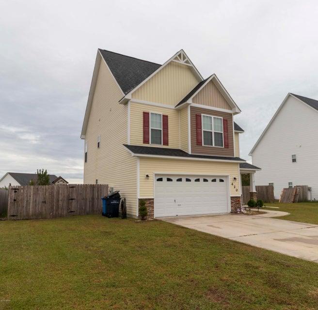 420 Savannah Drive, Jacksonville, NC, 28546   MLS #100137992