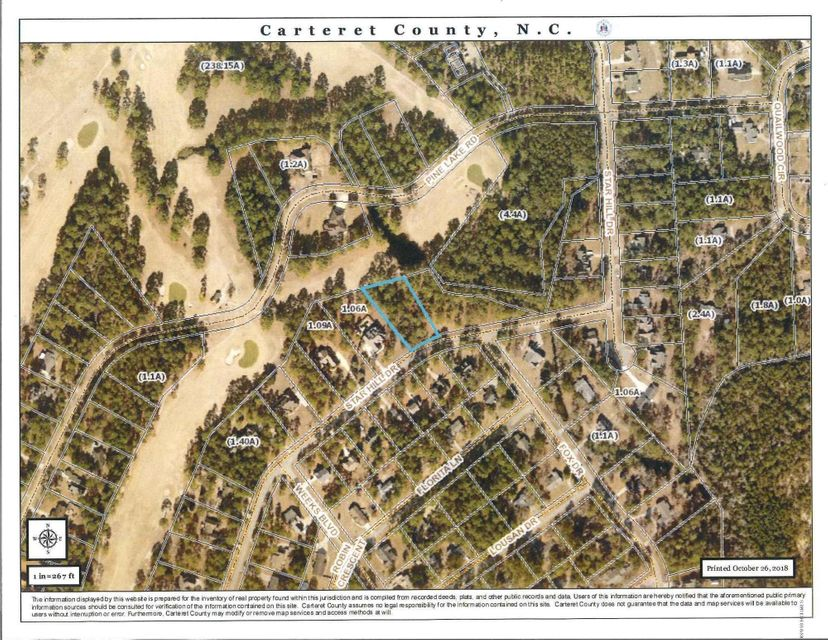 400 Star Hill Drive, Cape Carteret, NC, 28584 | MLS #100138036