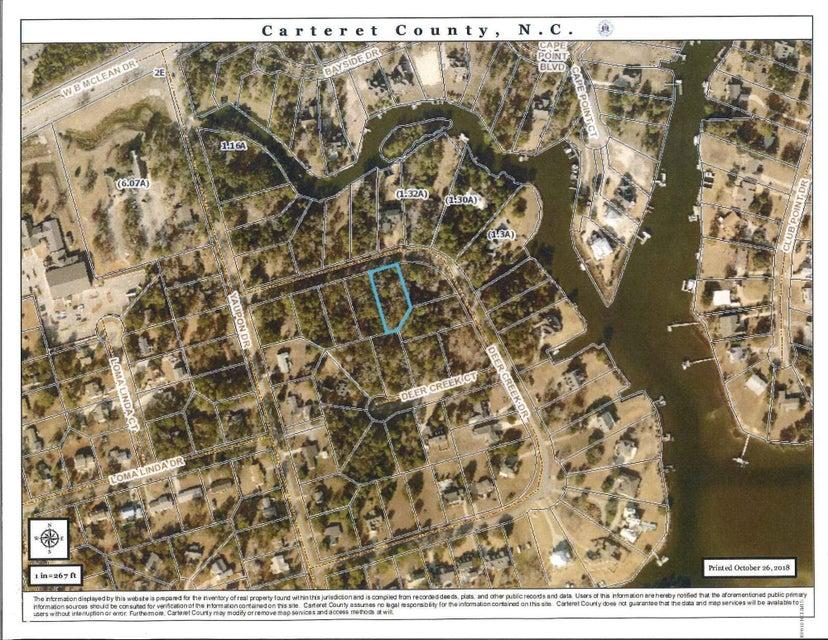 508 Deer Creek Drive, Cape Carteret, NC, 28584 | MLS #100138047