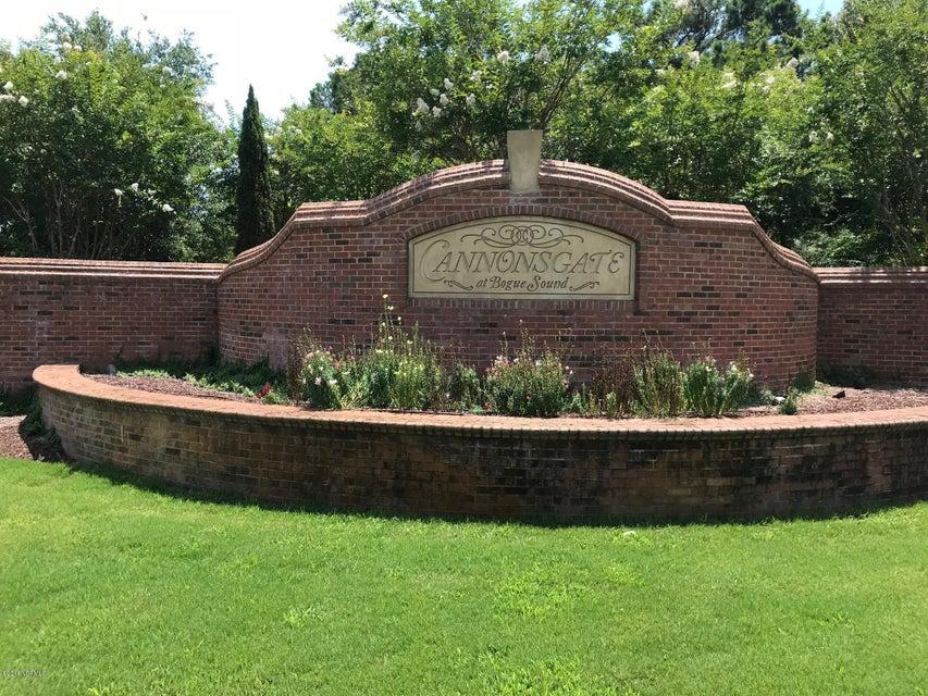 504 Cannonsgate Drive, Newport, NC, 28570   MLS #100138131