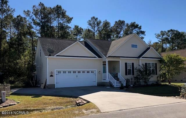 111 Madison Bay Drive, Beaufort, NC, 28516 | MLS #100138344