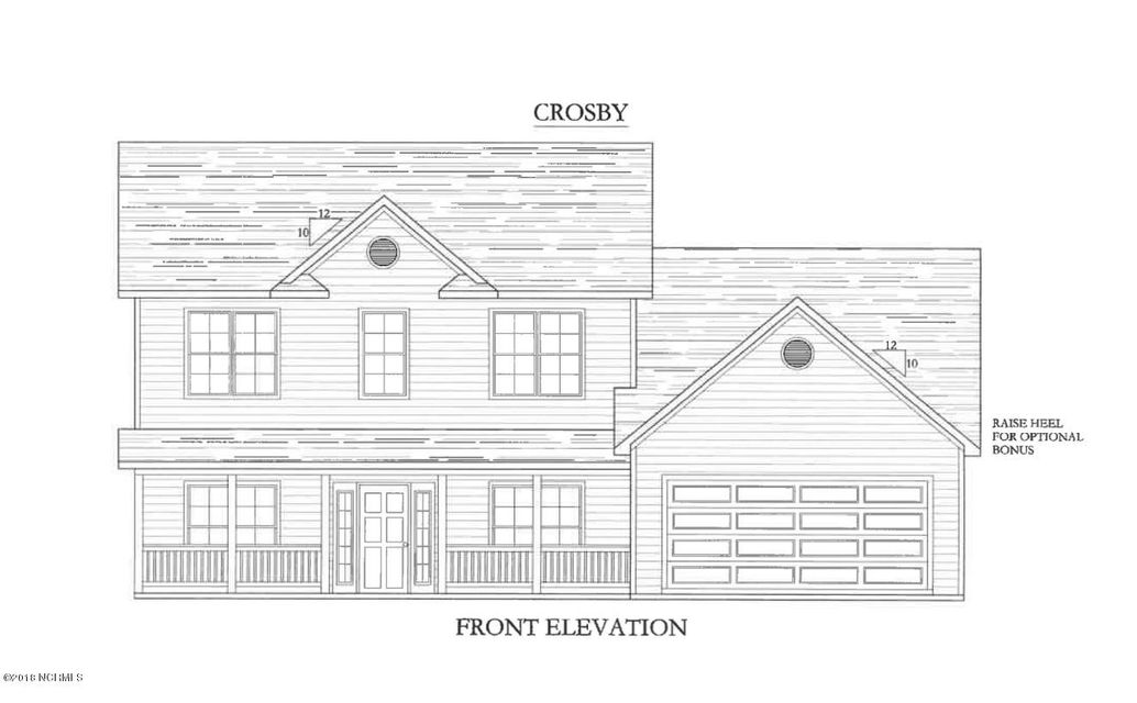 914 Courthouse Crossing , Jacksonville, NC, 28546 | MLS #100138568