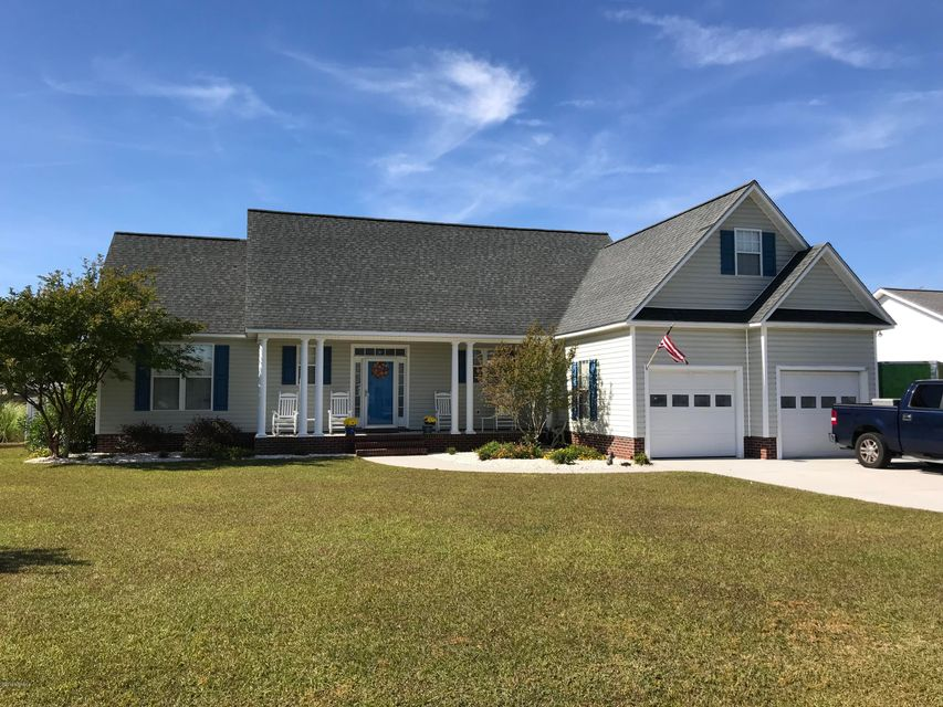209 Raven Ridge Court, Swansboro, NC, 28584 | MLS #100138625