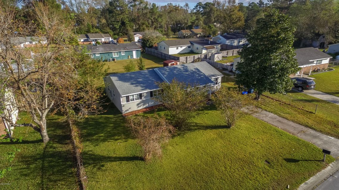 416 Holly Drive, Jacksonville, NC, 28540 | MLS #100139355