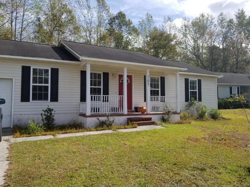 105 Waterfall Drive, Jacksonville, NC, 28540   MLS #100138853