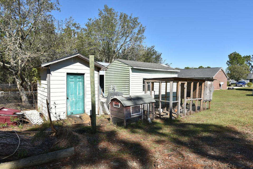 214 Ginger Drive, Hubert, NC, 28539   MLS #100139002