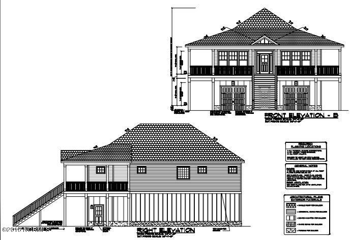 238 Gatsey Lane, Beaufort, NC, 28516 | MLS #100139250