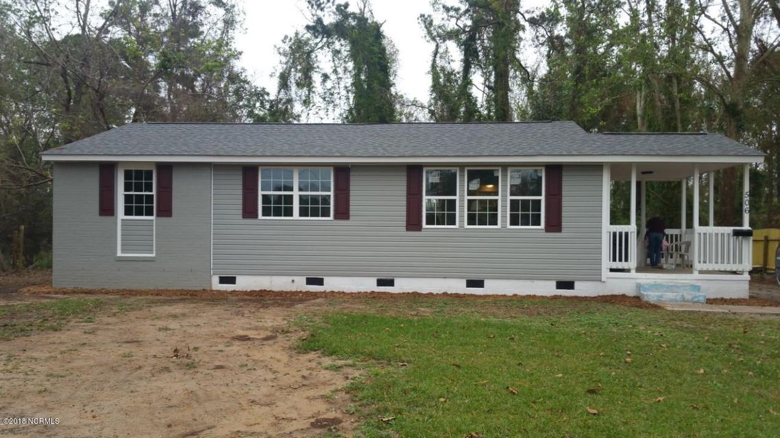 506 Clyde Drive, Jacksonville, NC, 28540 | MLS #100139553