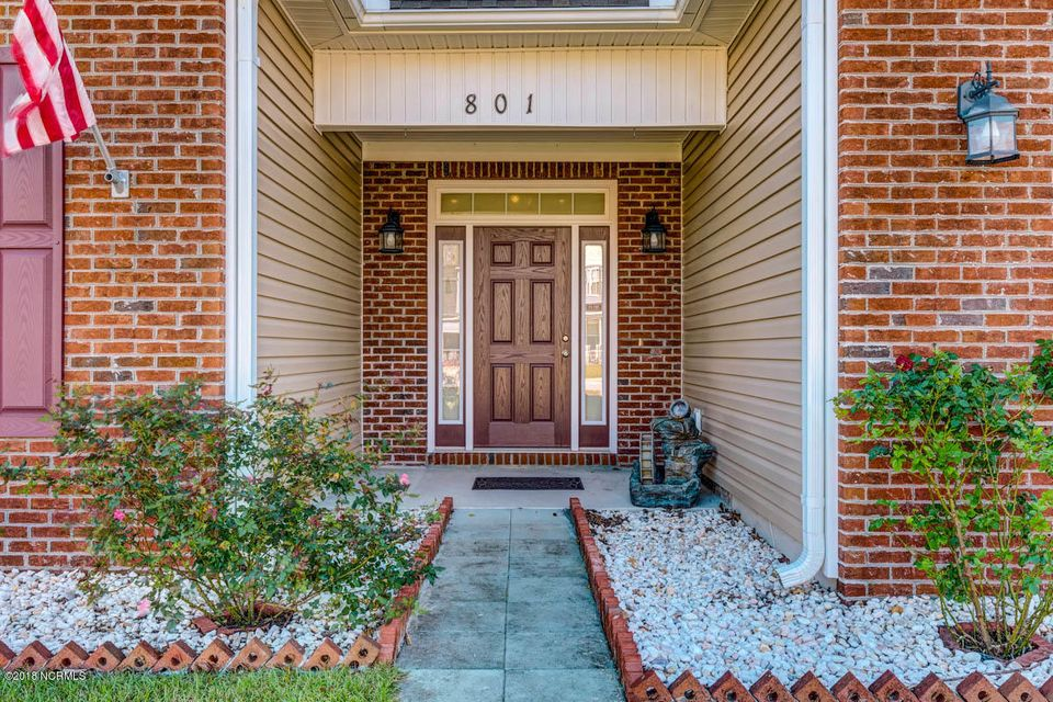 801 Oleander Street, Jacksonville, NC, 28540   MLS #100140737