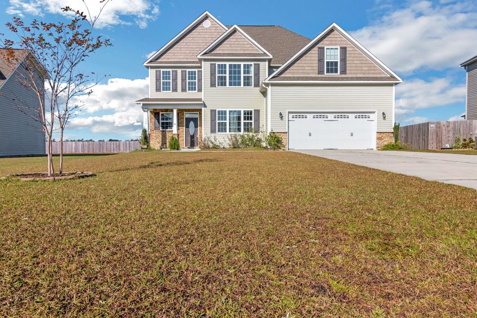 124 Saw Grass Drive, Jacksonville, NC, 28540   MLS #100141330