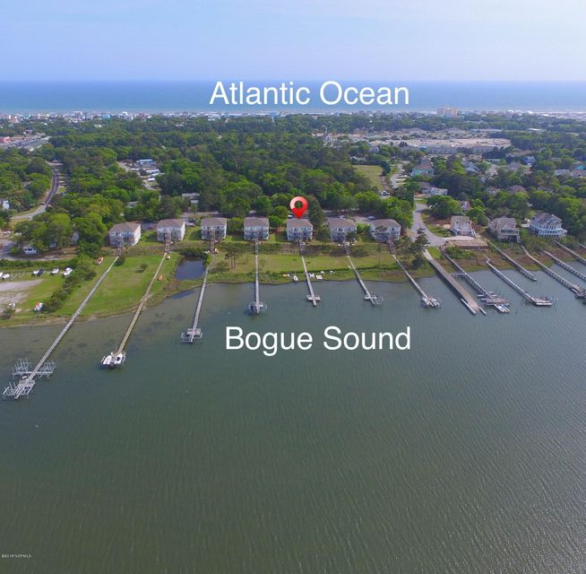 8630 Sound Drive #A2, Emerald Isle, NC, 28594 | MLS #100141413