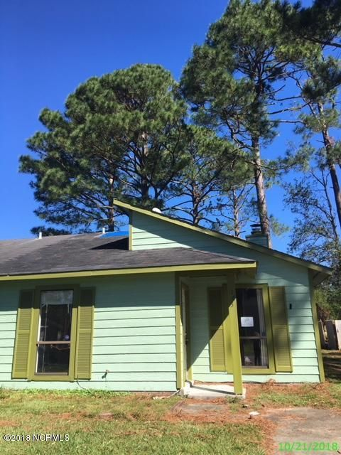 163 Village Circle, Jacksonville, NC, 28546 | MLS #100141404