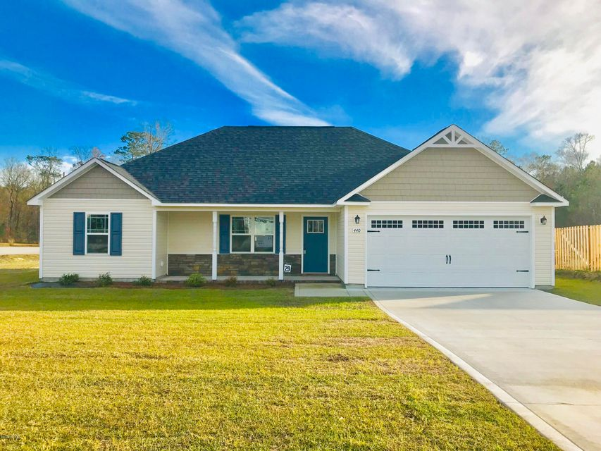 224 Holly Grove Court #Lot 37, Jacksonville, NC, 28540 | MLS #100141713