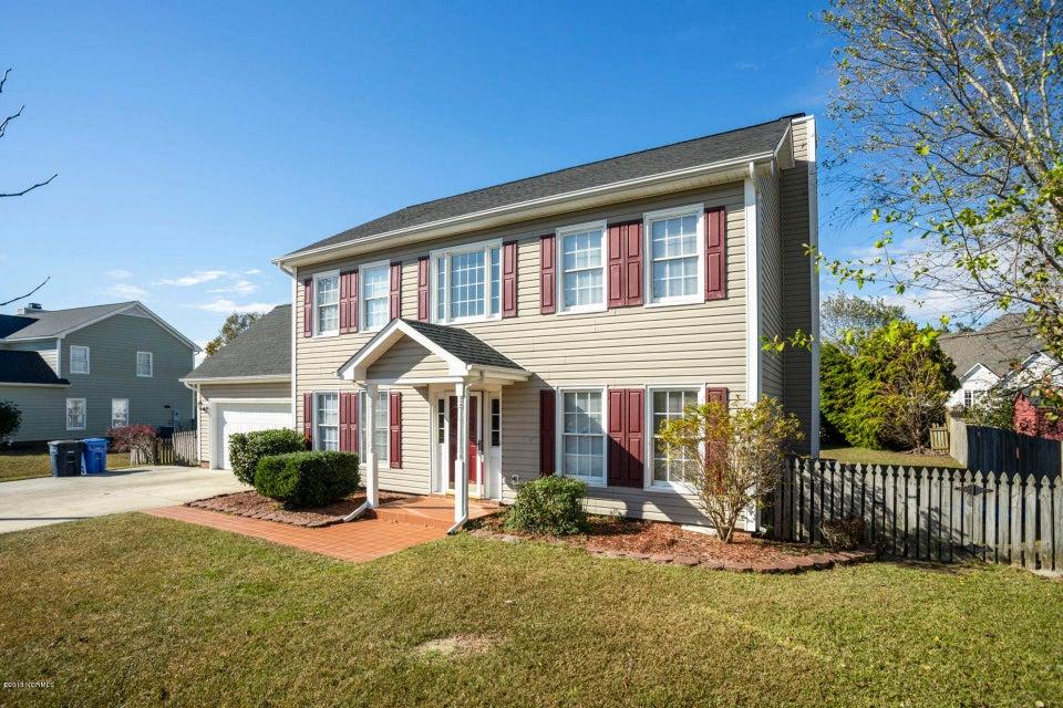 102 Bishopsgate , Jacksonville, NC, 28540 | MLS #100142120