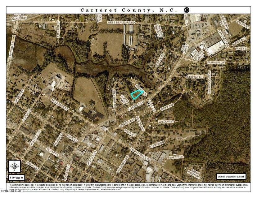 101 Loftin Lane, Beaufort, NC, 28516 | MLS #100141795
