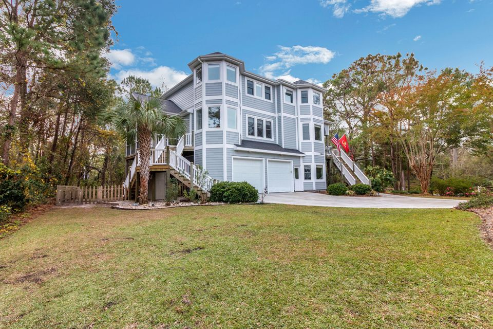8801 Sound View Court, Emerald Isle, NC, 28594 | MLS #100142796
