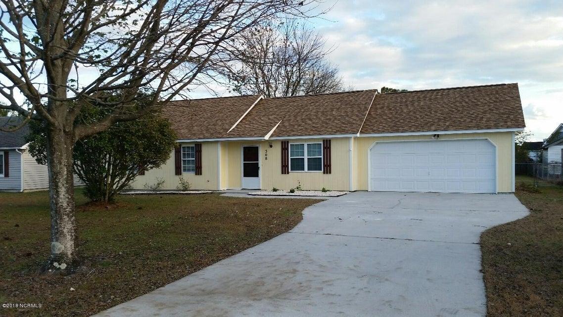 308 Foxtrace Lane, Hubert, NC, 28539 | MLS #100142321